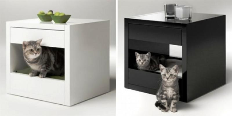 Creative IKEA Pet Furniture