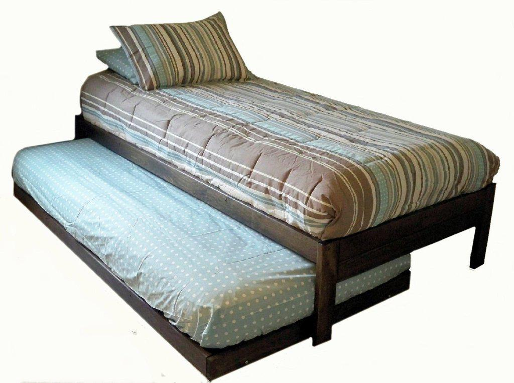 Daybed With Pop Up Trundle Bed IKEA
