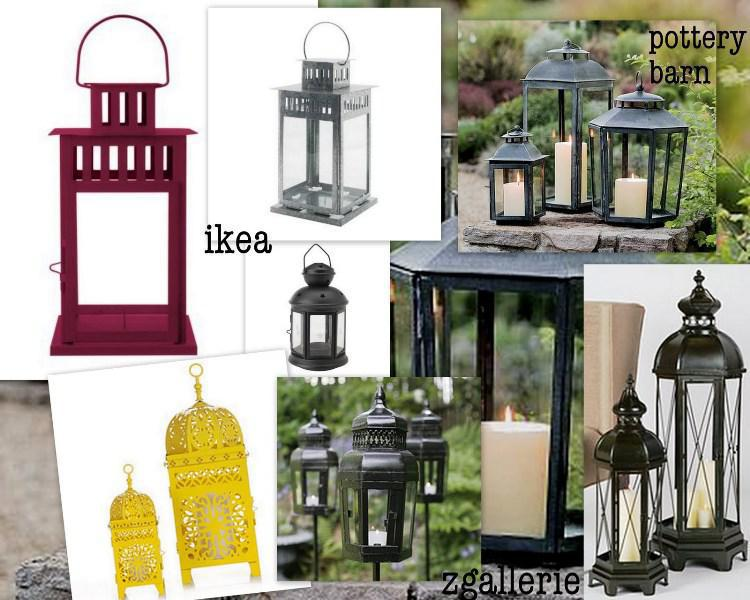 Decorative Lanterns Wholesale