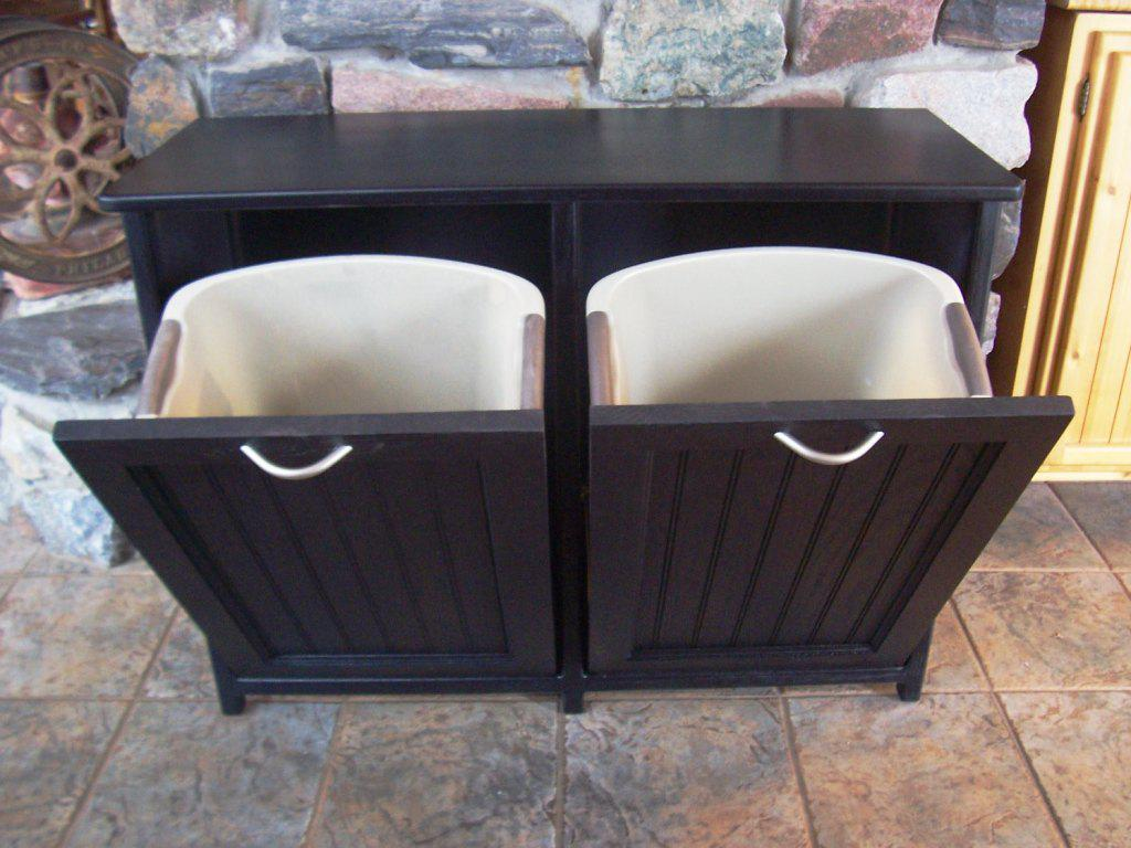 DIY Tilt Out Trash Bin IKEA