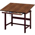 Drafting Table IKEA Wood