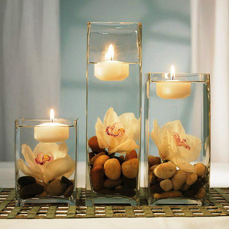 Floating Candle Bowls IKEA