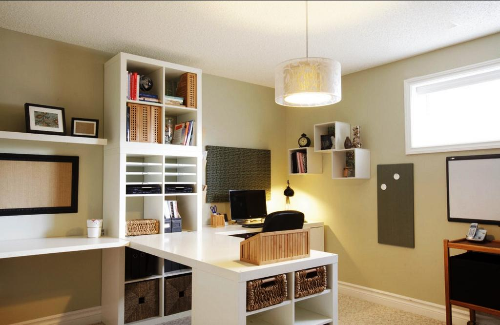 Home Office Desk IKEA