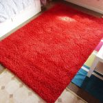 IKEA Adum Rug Red