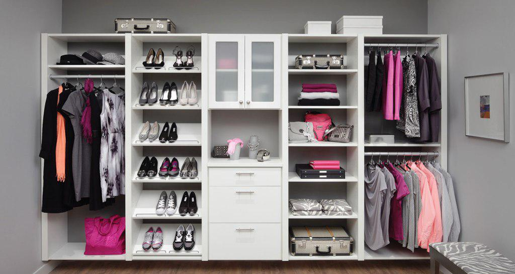 IKEA Bedroom Closet Ideas