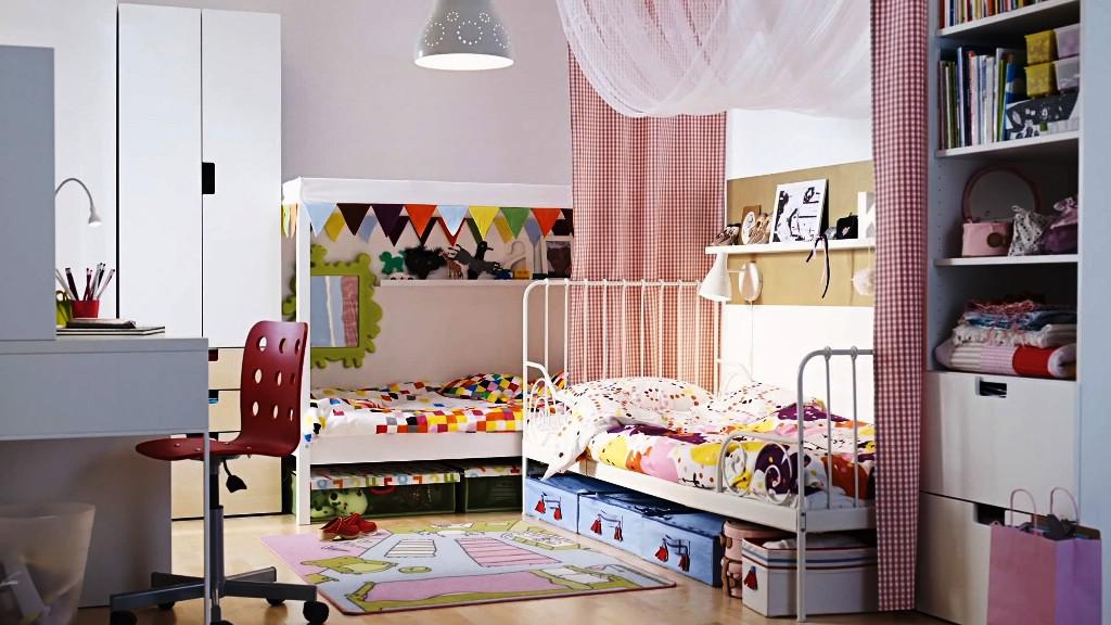 IKEA Bedroom Furniture For Kids