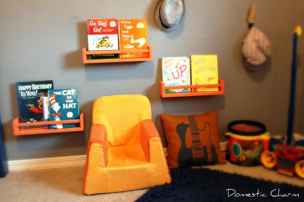 IKEA Bookshelves Ideas