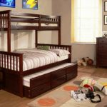 IKEA Bunk Bed With Trundle