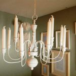 IKEA Candle Chandelier