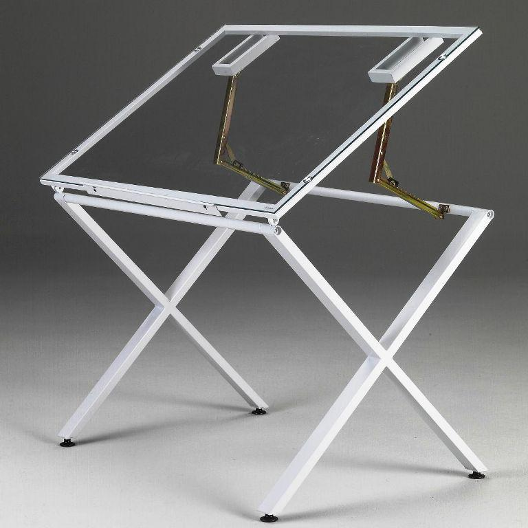 Image of: IKEA Drafting Table With Light Box