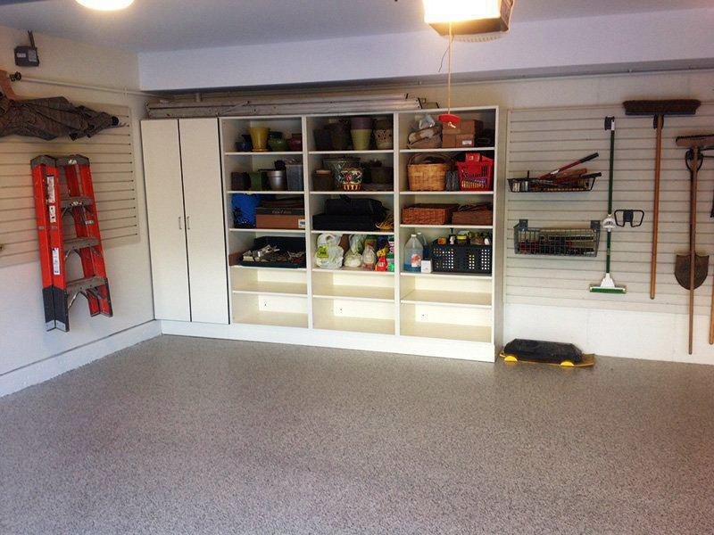 IKEA Garage Storage Shelving Units