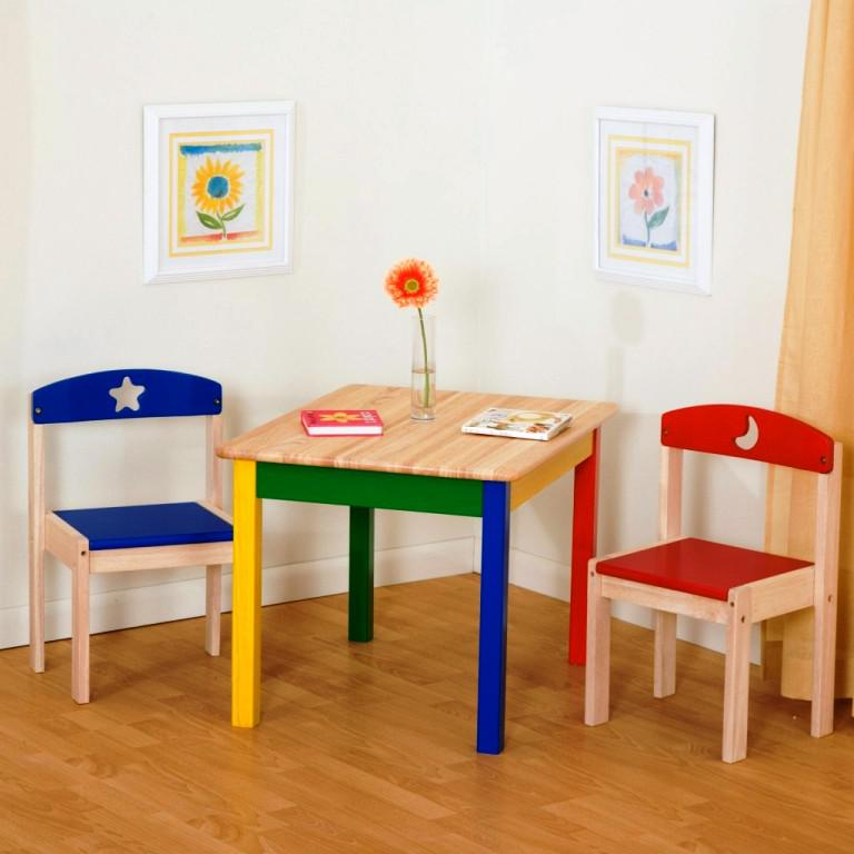 IKEA Kids Furniture Desk And Chairs
