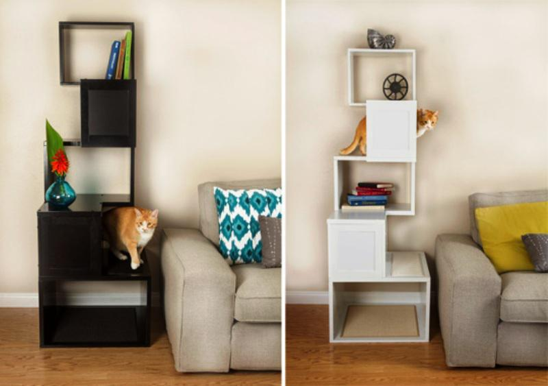 IKEA Pet Furniture Cat Shelf