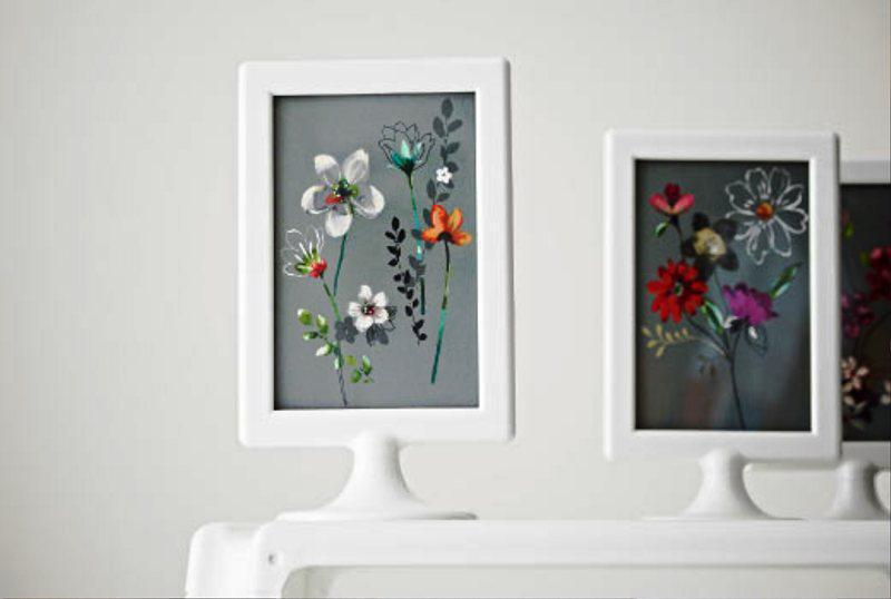 IKEA Photo Frames Wall Art
