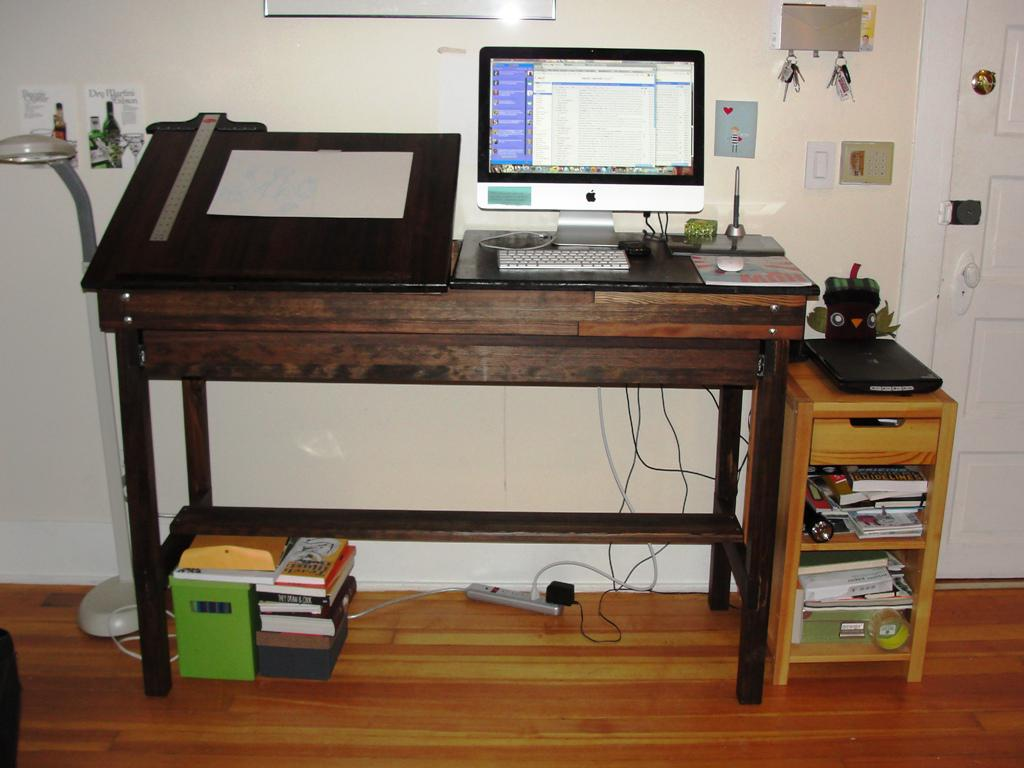 IKEA Standing Desk Hack