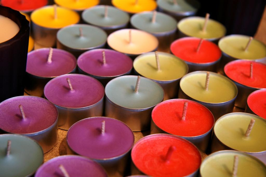 Image of: IKEA Tealight Candles