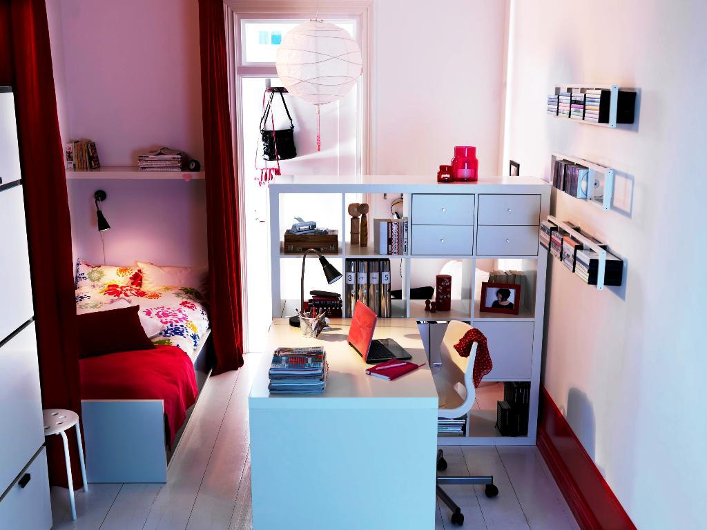 IKEA Teenage Bedroom Ideas