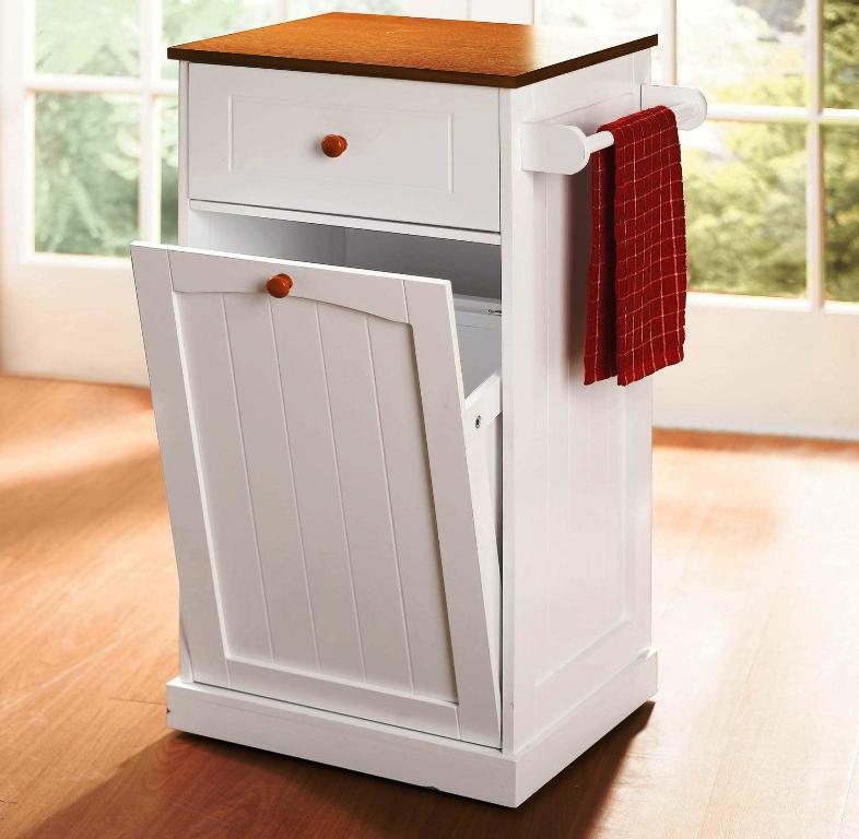 IKEA Tilt Out Trash Bin