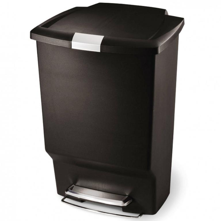 IKEA Trash Can Black