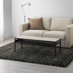 IKEA Vindum Rug Dark Grey