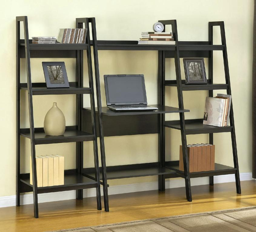 Ladder Bookshelves IKEA