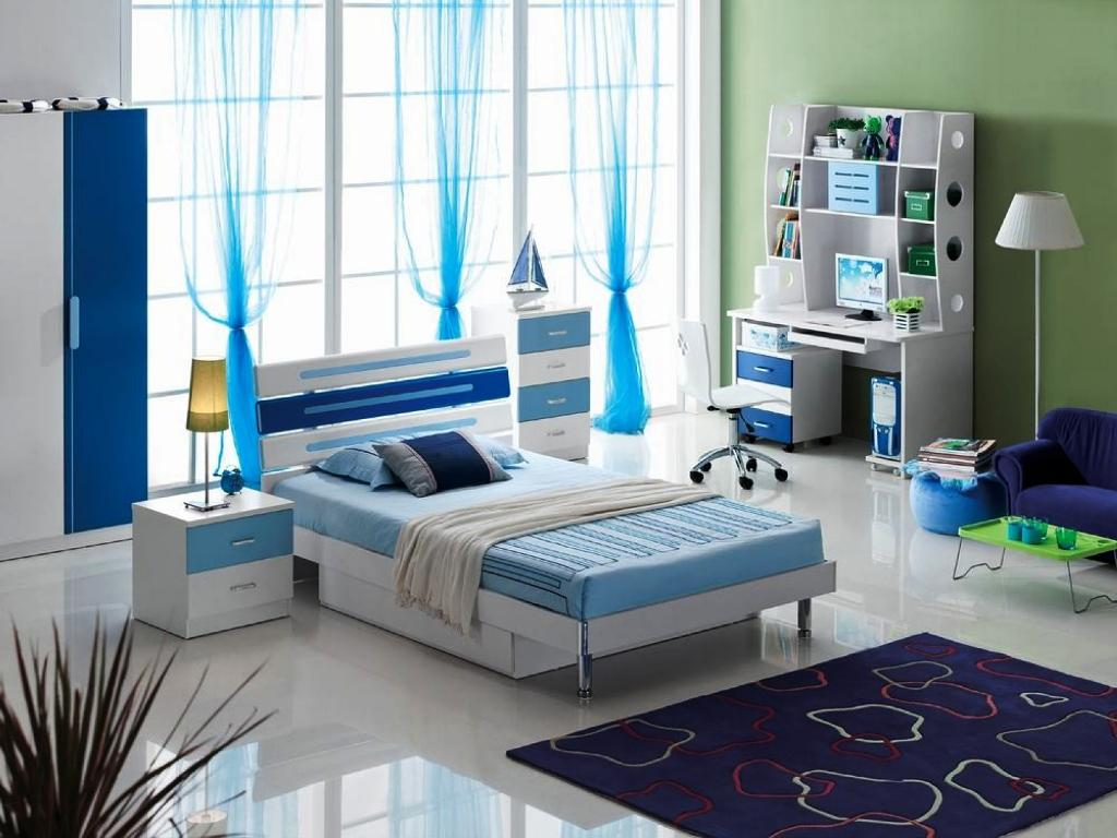 Modern IKEA Kids Furniture Bedroom Sets