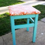 Outdoor IKEA Stools