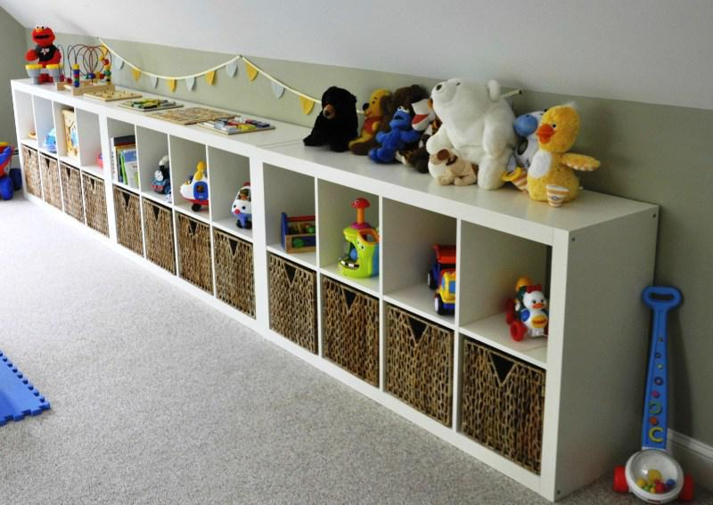 Playroom Storage Furniture
