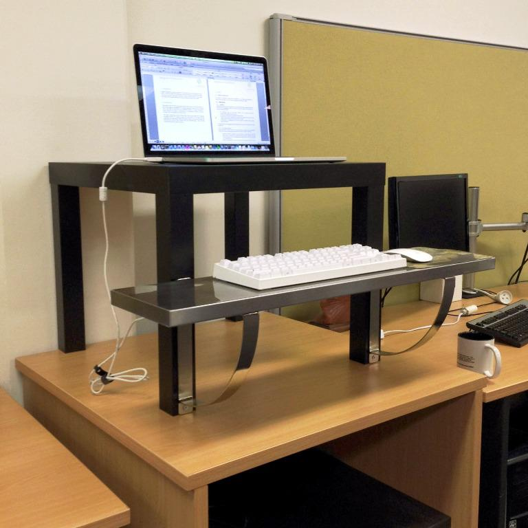 Stand Up Desk IKEA