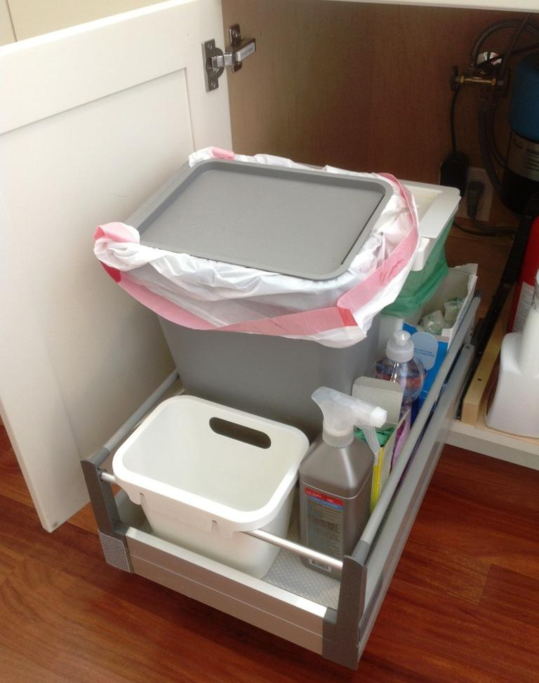 Trash Can IKEA