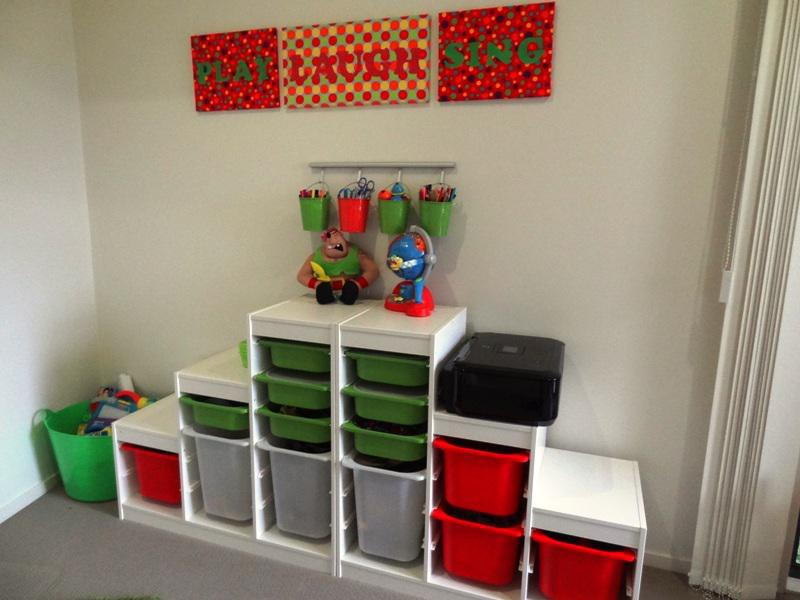 Unique Children's Playroom Furniture