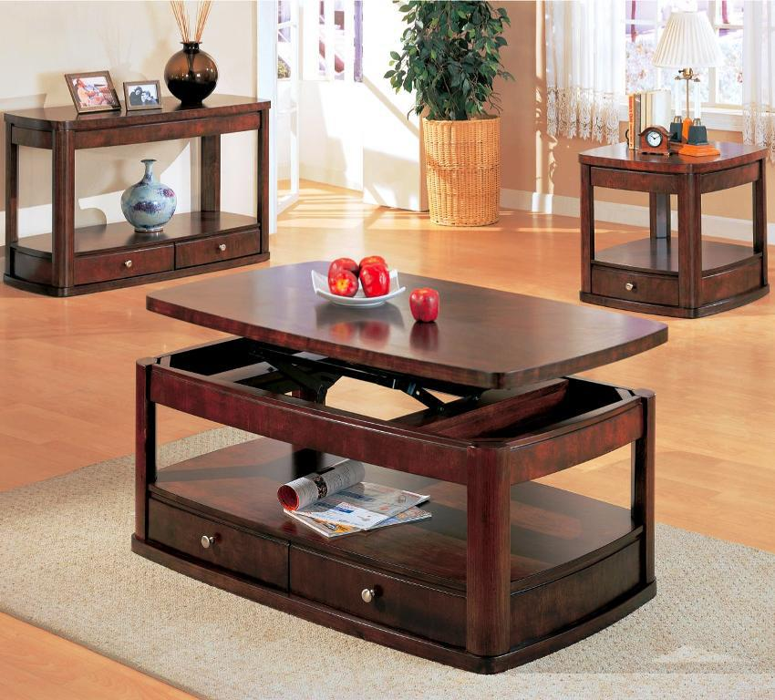 Awesome Lift Top Coffee Table IKEA