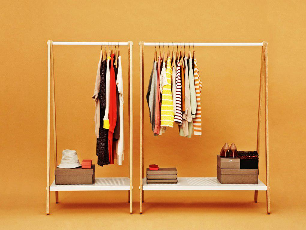 Clothes Rack Cover IKEA