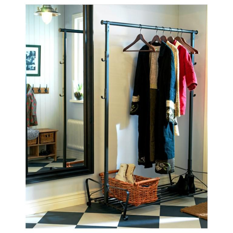 Clothes Rack On Wheels IKEA