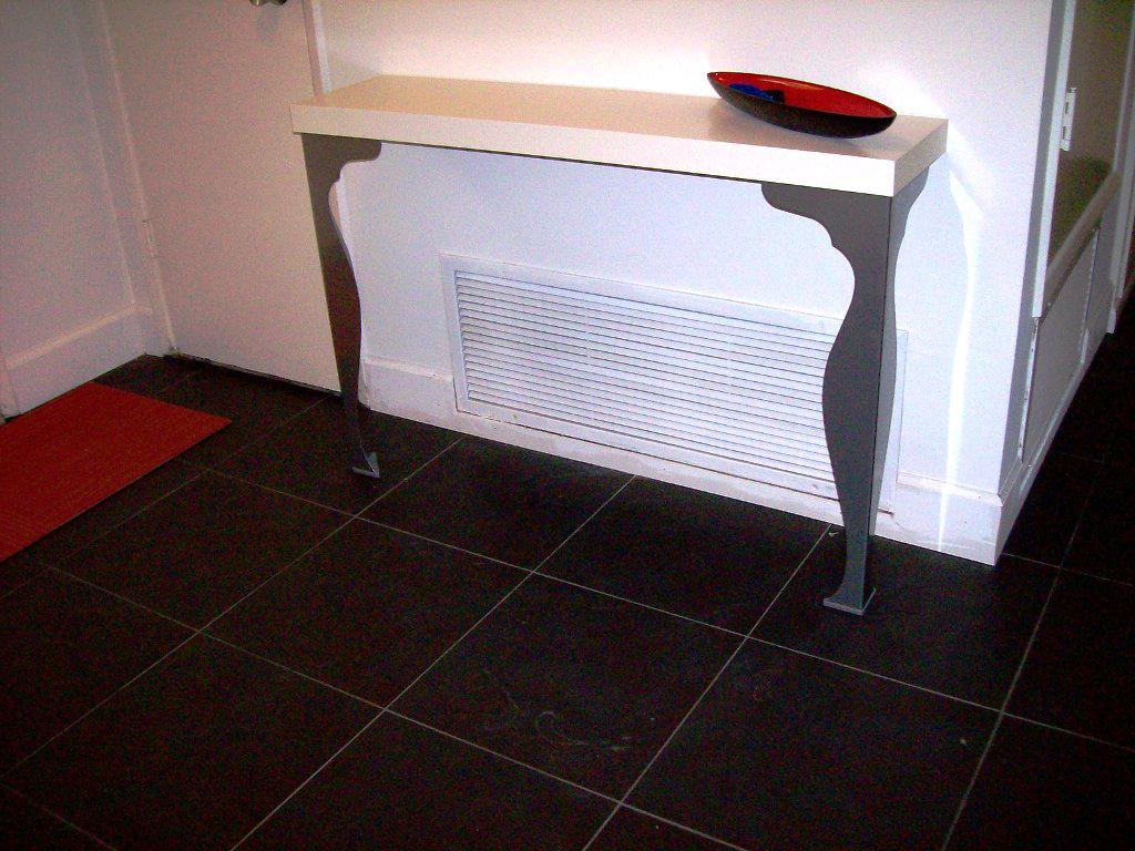 Console Table IKEA For Entryway