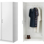 Contemporary IKEA DOMBAS Wardrobe Design