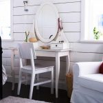 Dressing Tables With Mirror And Stool IKEA