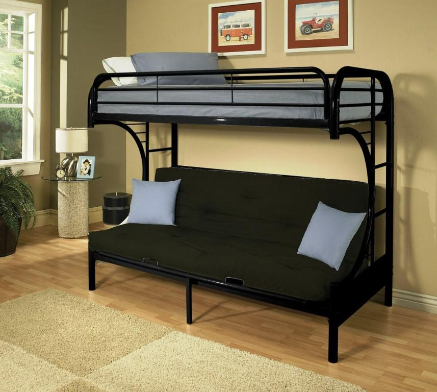 Futon Bunk Bed IKEA