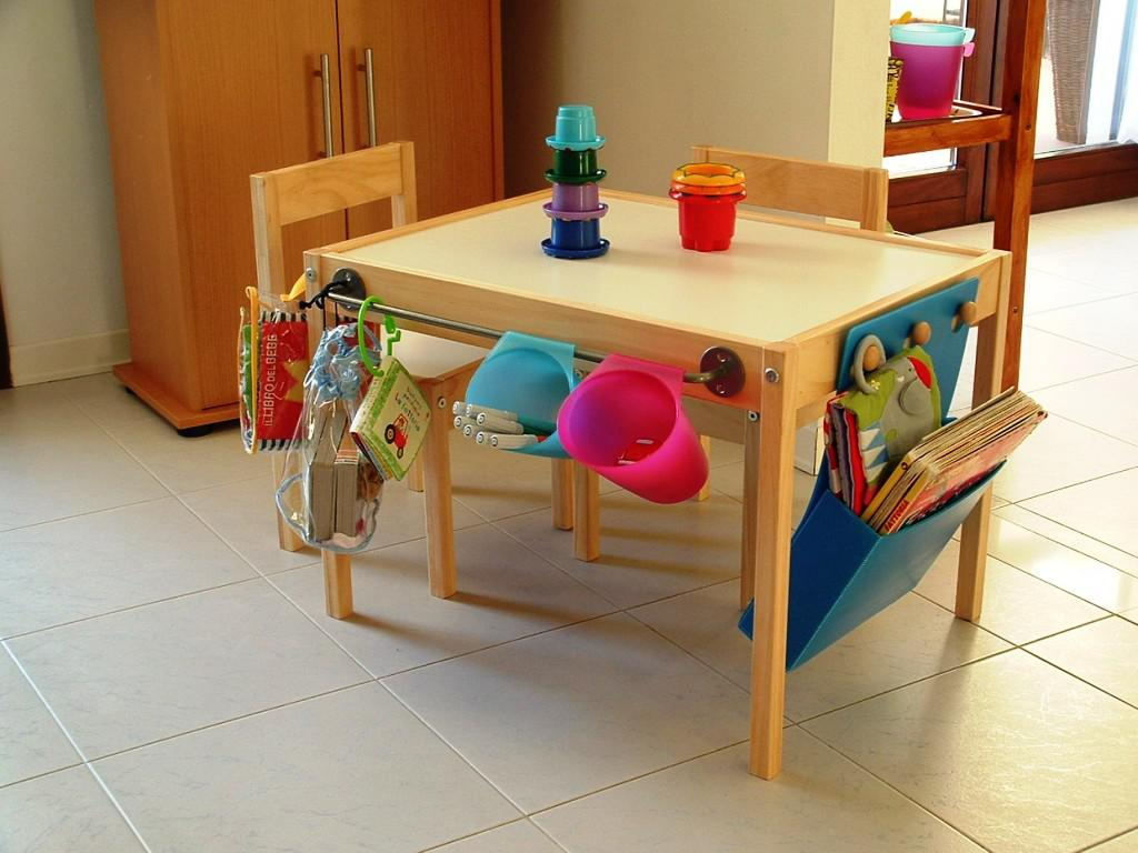 Image of: IKEA Childrens Chair And Table Sets
