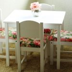 IKEA Childrens Chairs And Tables