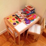 IKEA Childrens Table And Chair
