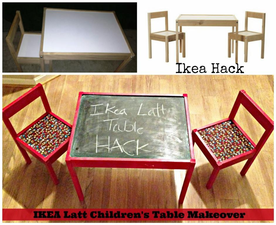 Image of: IKEA Childrens Table And Chair Sets