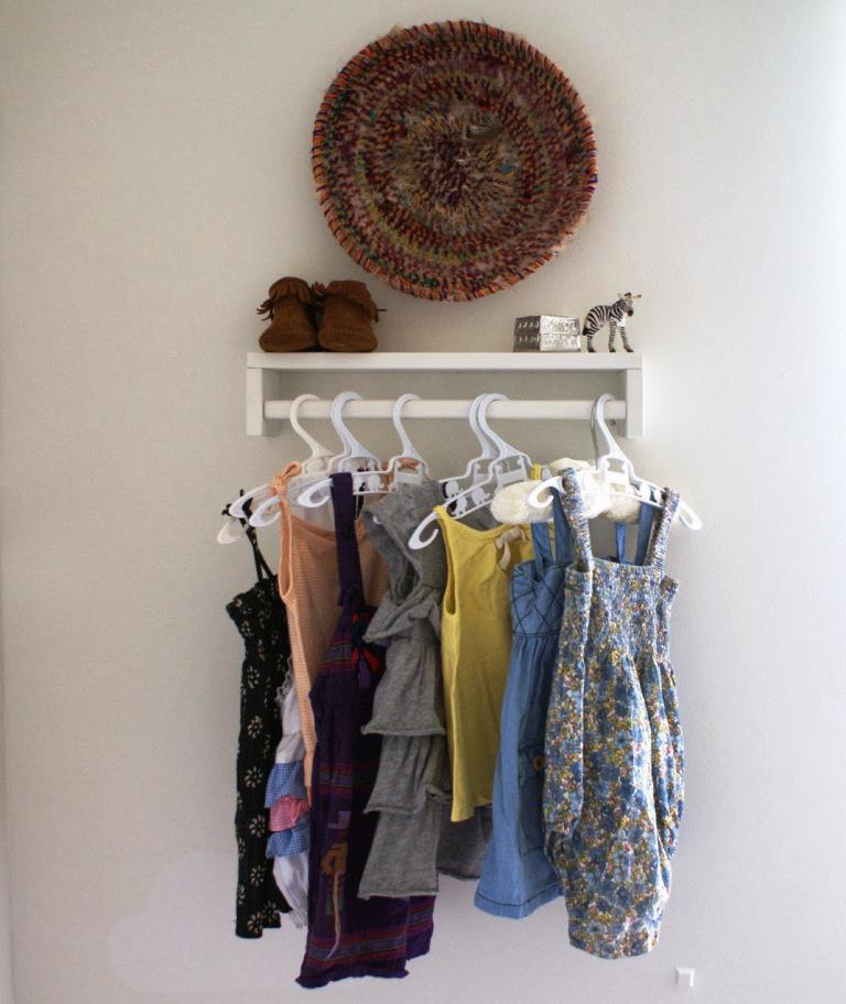 IKEA Clothes Hanging Rack
