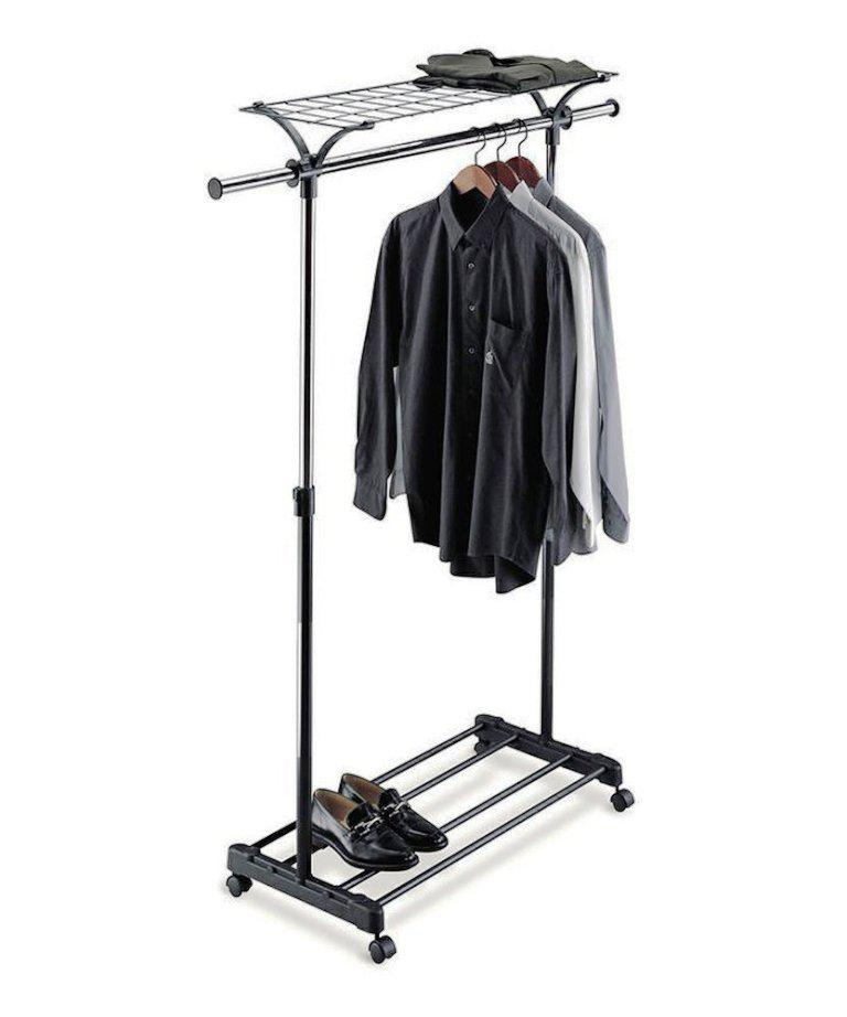 IKEA Clothes Rack On Wheels