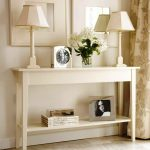 IKEA Console Table White