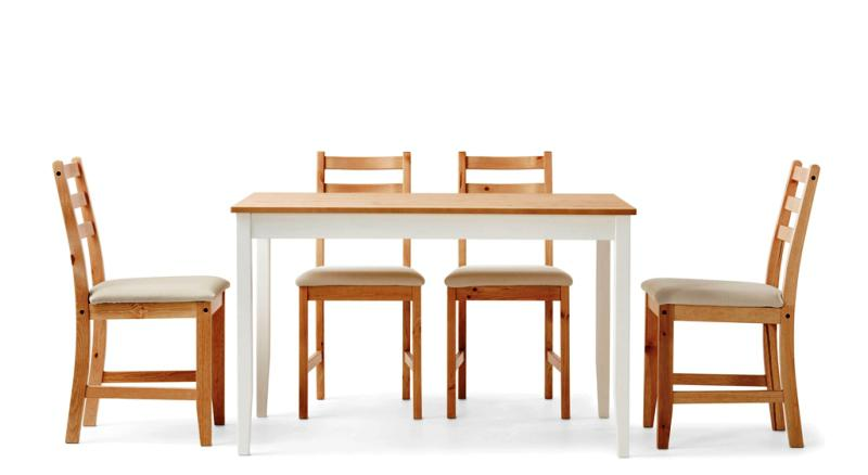 IKEA Dining Room Sets 4 Chairs