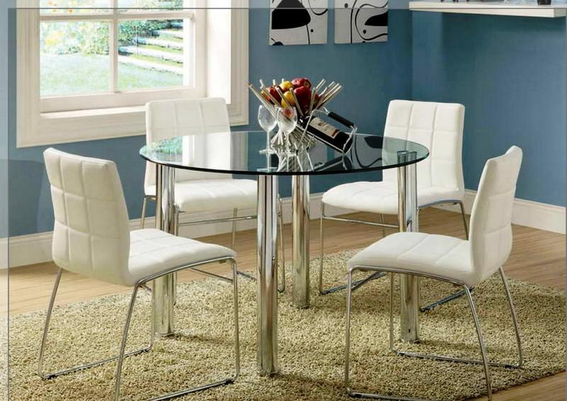 IKEA Dining Room Sets Glass Top Table