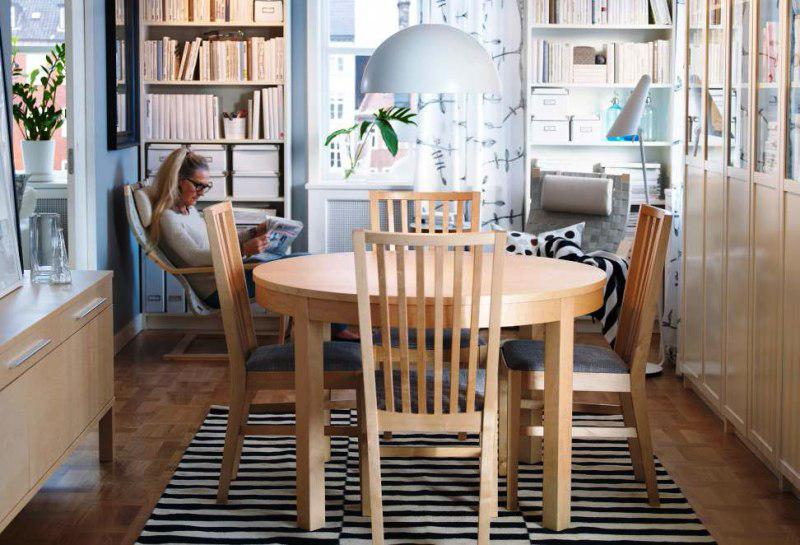 IKEA Dining Room Sets Round Table
