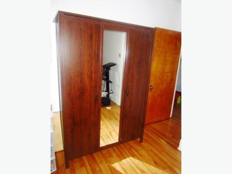 IKEA DOMBAS Wardrobe Brown