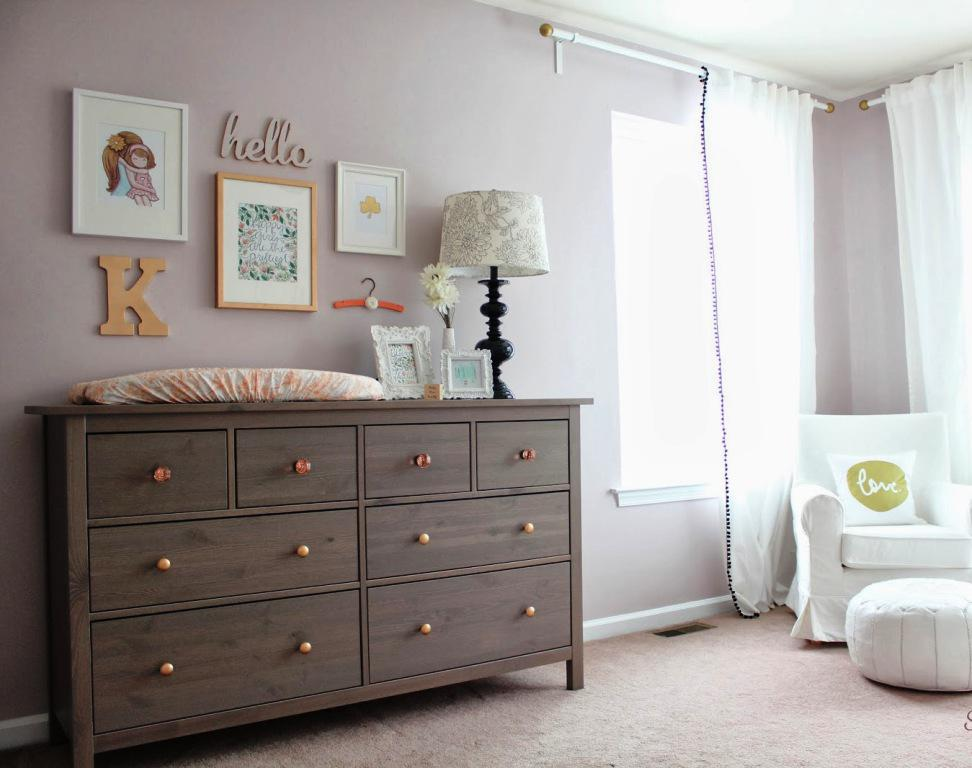 IKEA Hemnes Gray Brown Dresser